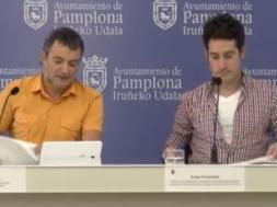 Pamplona AYuntamiento