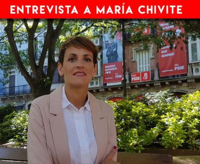 MARIA CHIVITE PSOE