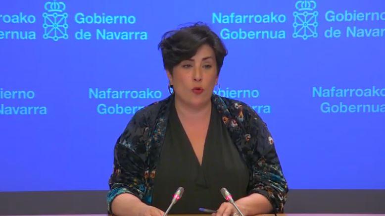 En directo: rueda de prensa del Gobierno de Navarra