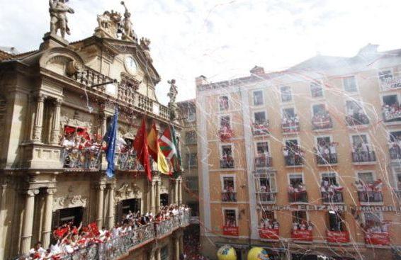 Txupinazos San Fermín elección