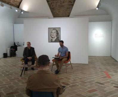 Exposición Javier Sáez