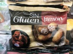 Nuevas croquetas Caprichos Sin Gluten de Jamón de Hacendado